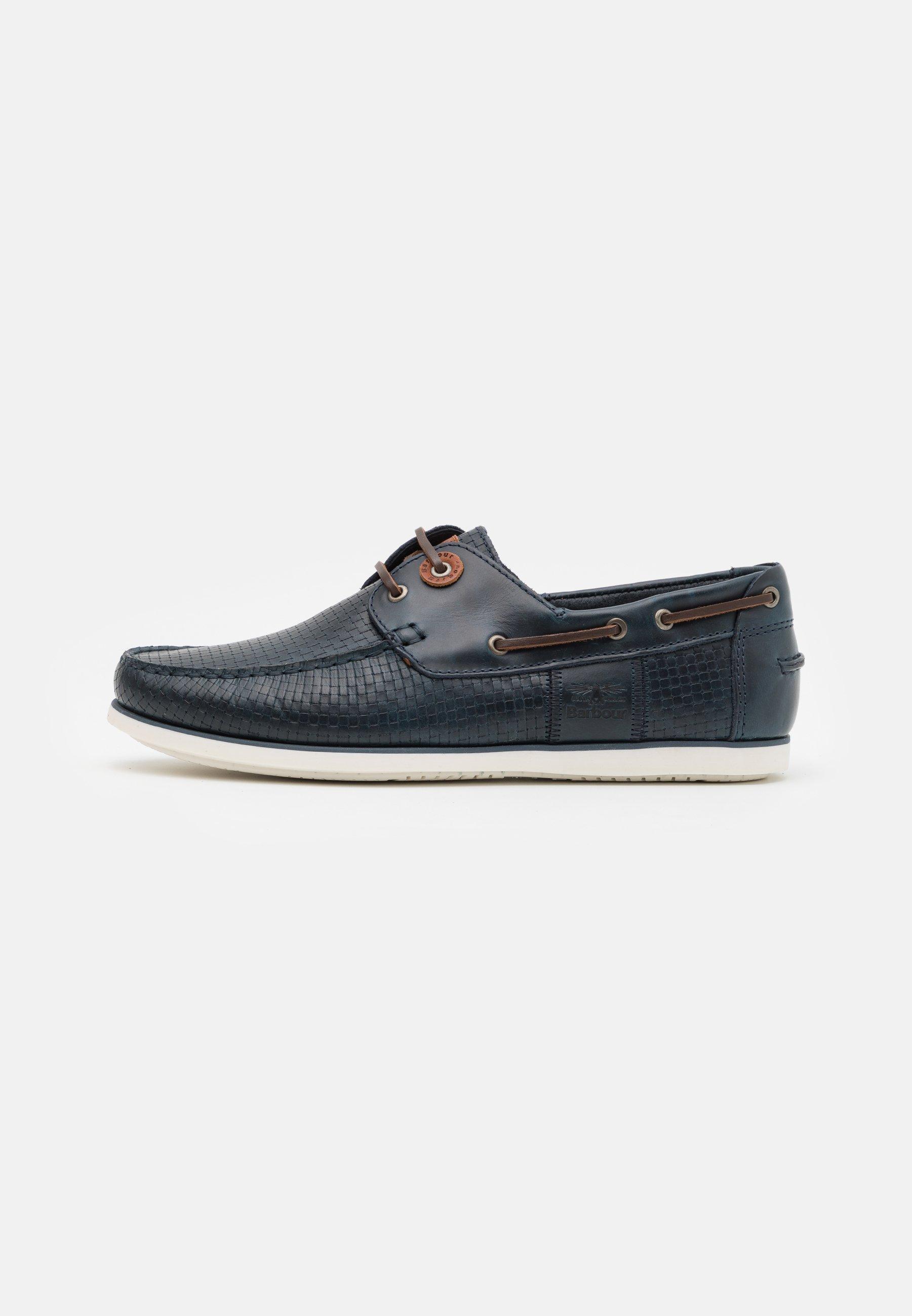 Men CAPSTAN - Boat shoes - navy