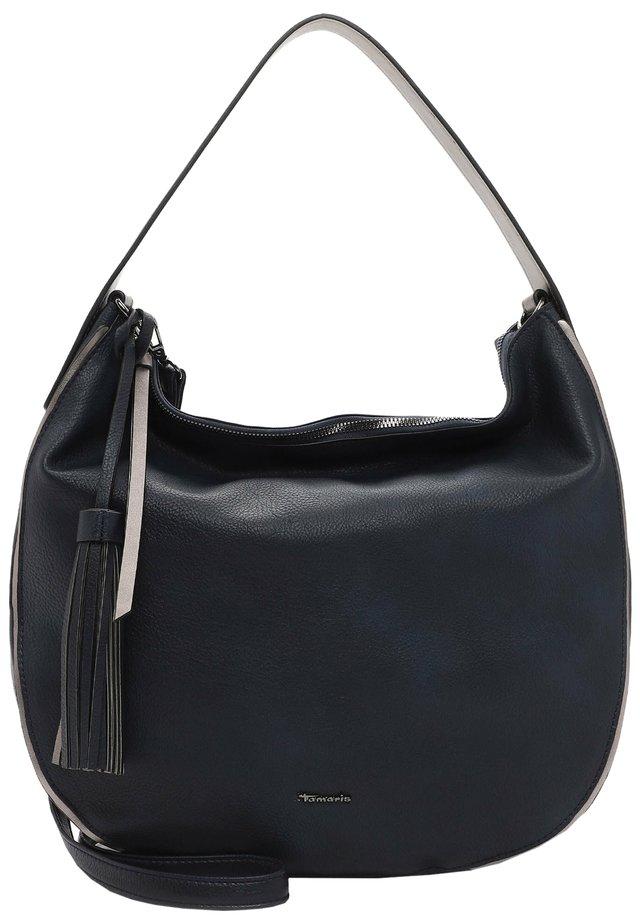 BIRTE - Handtasche - blue 500