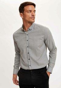 DeFacto - Formal shirt - grey - 0