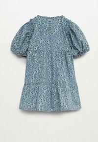 Mango - VIVIAN - Day dress - blu - 1