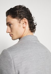 Burton Menswear London - FAUX BUTTON - Short coat - light grey - 4