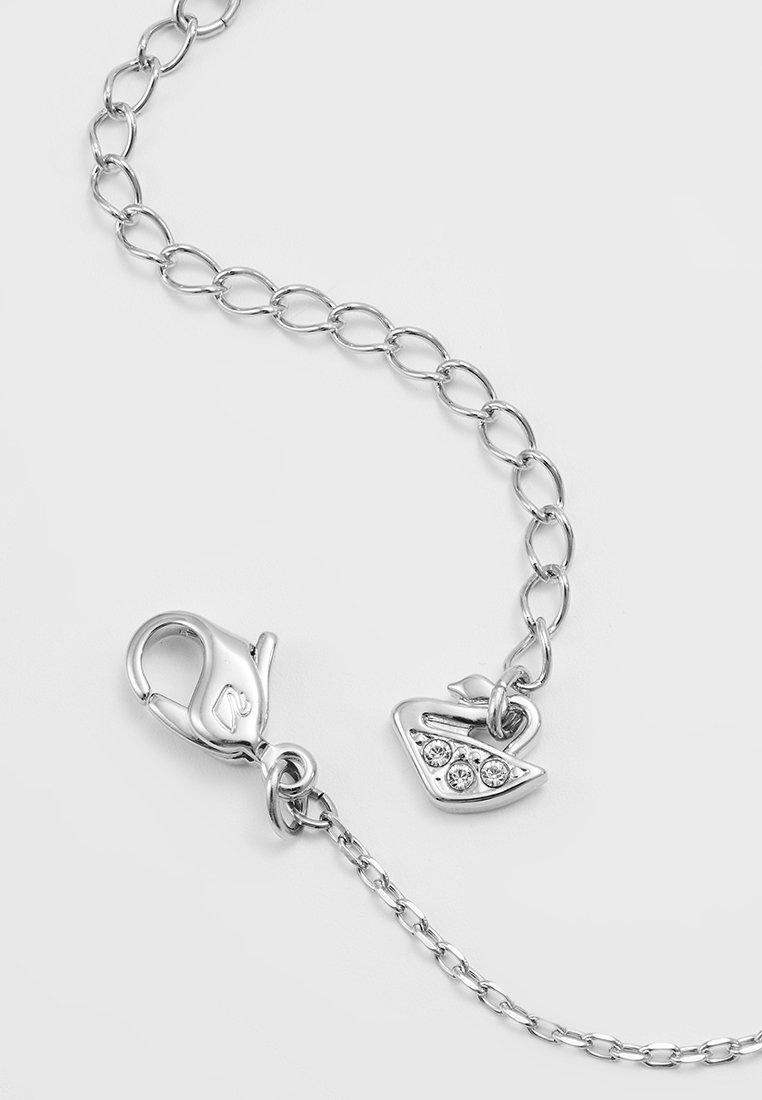 2020 New Designer Accessories Swarovski ATTRACT NECKLACE  Necklace silver-coloured LLdz2egOO c7NSCmiCw