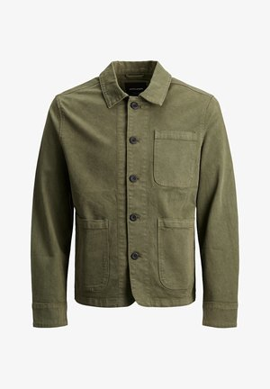 Light jacket - olive night