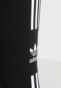 adidas Originals - ADICOLOR TREFOIL TIGHT - Leggings - black - 5