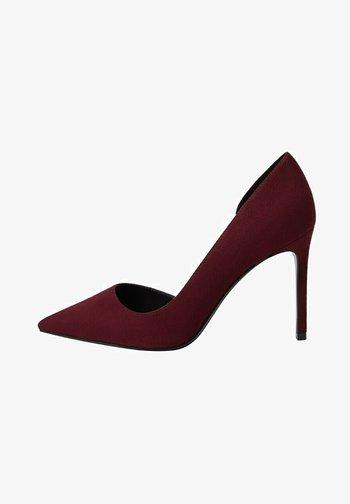 AUDREY - High heels - lie de vin