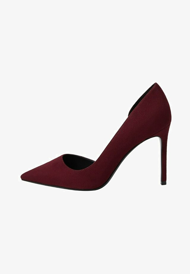 AUDREY - High Heel Pumps - lie de vin