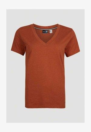 T-shirt basique - bombay brown
