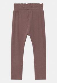 Name it - NMFBESAIA - Leggings - Trousers - twilight mauve - 1