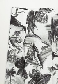 Mango - FEMME - Trousers - off white - 5