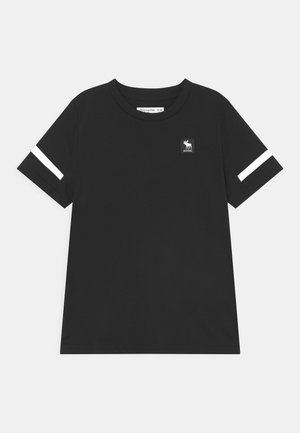 SPORTY ACTIVE - T-shirt con stampa - black
