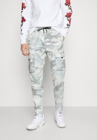 Hollister Co. - Trousers - grey - 0