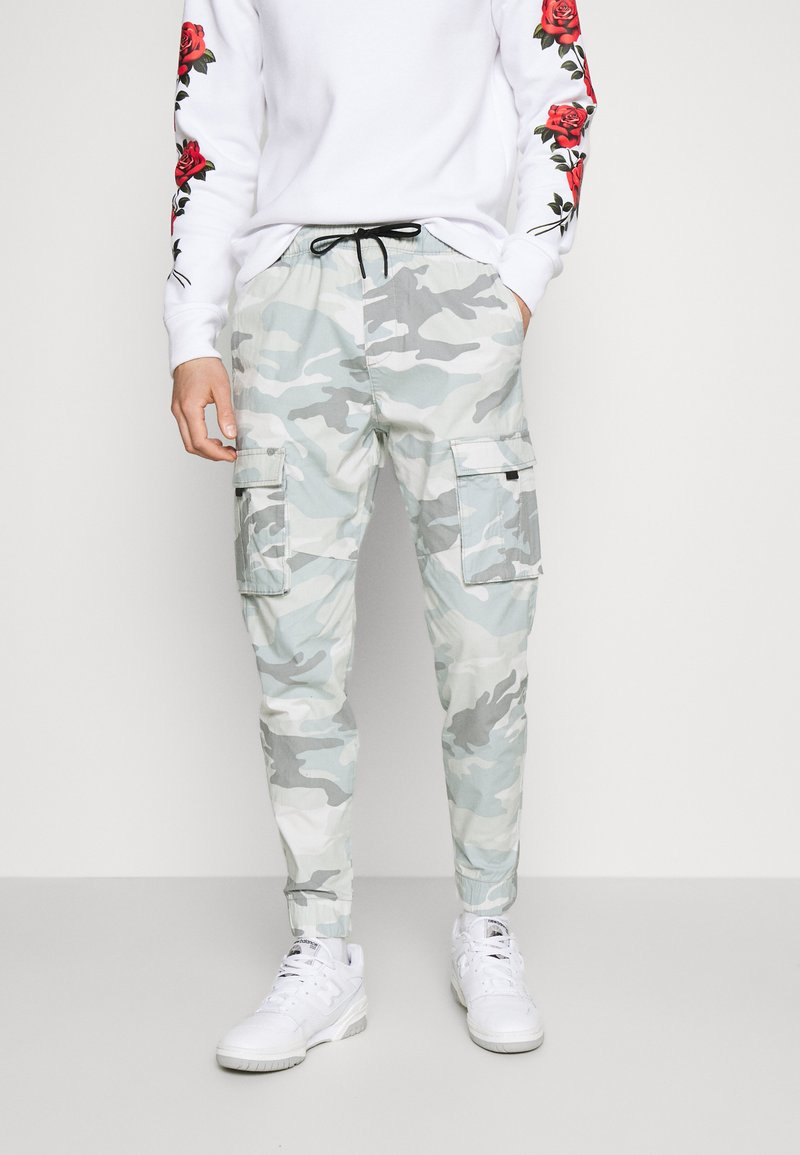 Hollister Co. - Trousers - grey
