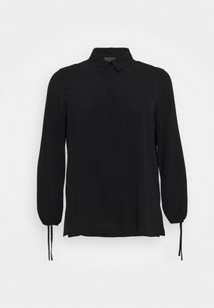 BALENARE - Button-down blouse - black