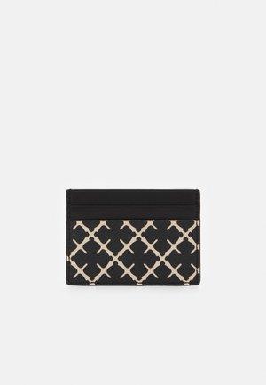ELIA CARD - Peněženka - black