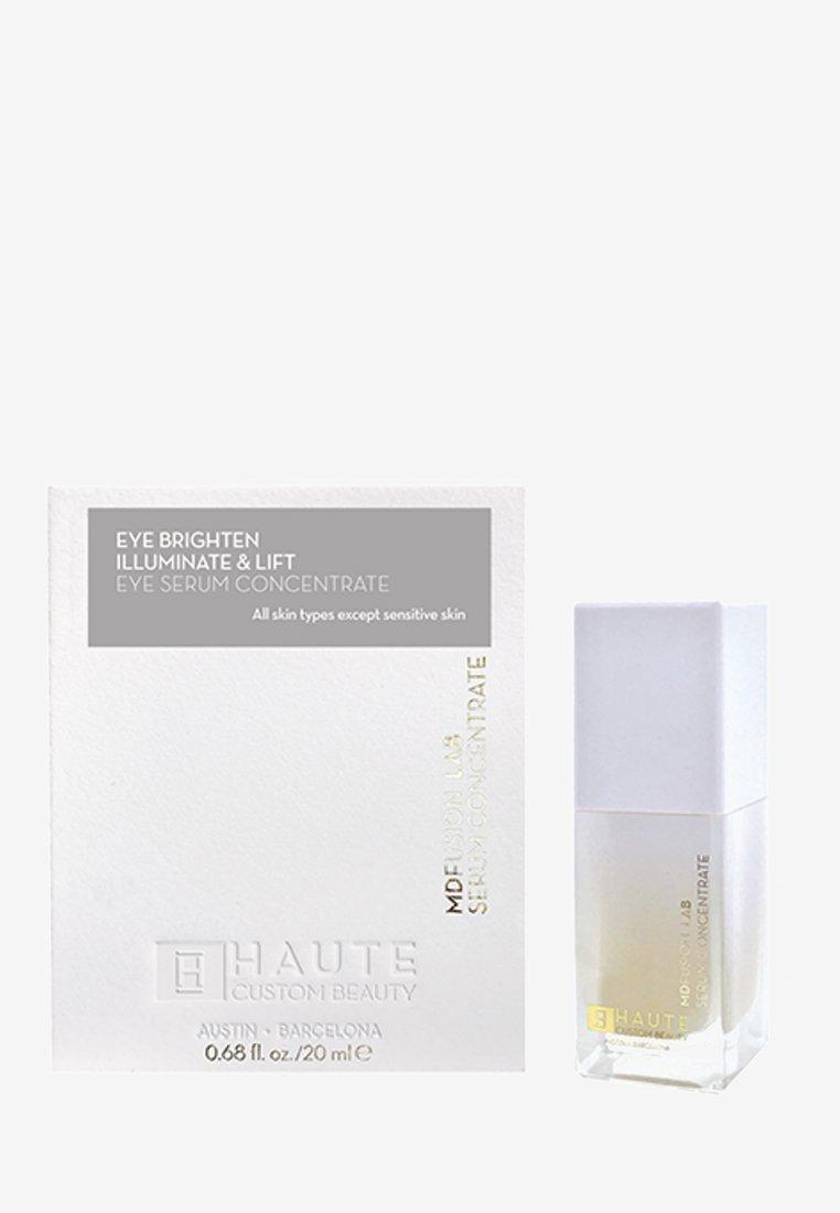 Haute Custom Beauty - EYE BRIGHTEN ILLUMINATE & LIFT EYE SERUM CONCENTRATE  - Eyecare - neutral