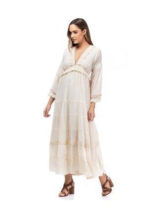 Maxi dress - blanco