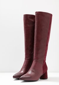 Anna Field - Boots - red - 4