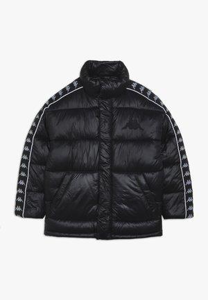 FRANCIS - Winter jacket - caviar