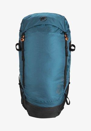 Hiking rucksack - sapphire-black