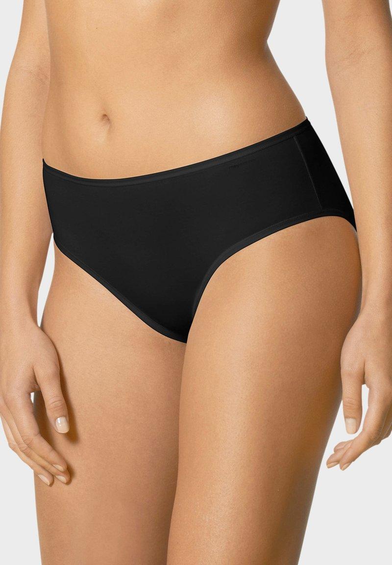 Mey - AMERICAN PANTS SERIE BALANCE - Slip - schwarz