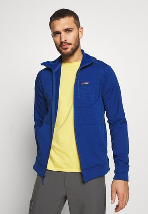 HOODY - Fleece jacket - superior blue