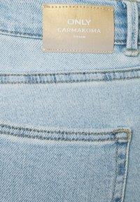 ONLY Carmakoma - CARRICA LIFE - Jeans Skinny Fit - light blue denim - 5