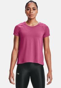Under Armour - Basic T-shirt - pink quartz - 0