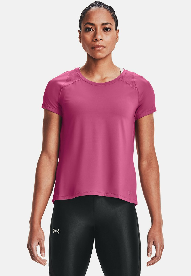 Under Armour - Basic T-shirt - pink quartz