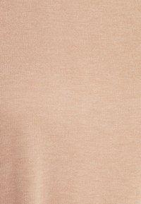 ONLY - ONLHOLLIE LONG BELT DRESS - Day dress - burro - 5