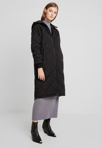 Selected Femme - SLFMADDY COAT - Manteau classique - black - 0