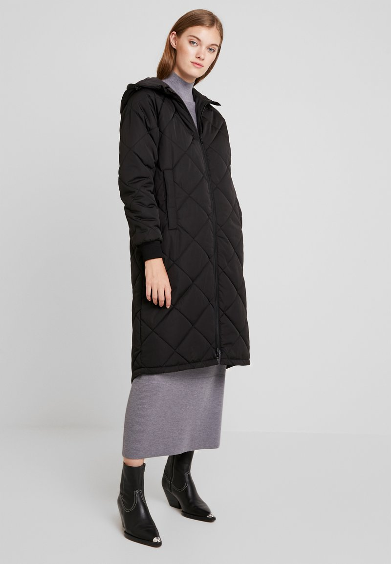 Selected Femme - SLFMADDY COAT - Manteau classique - black