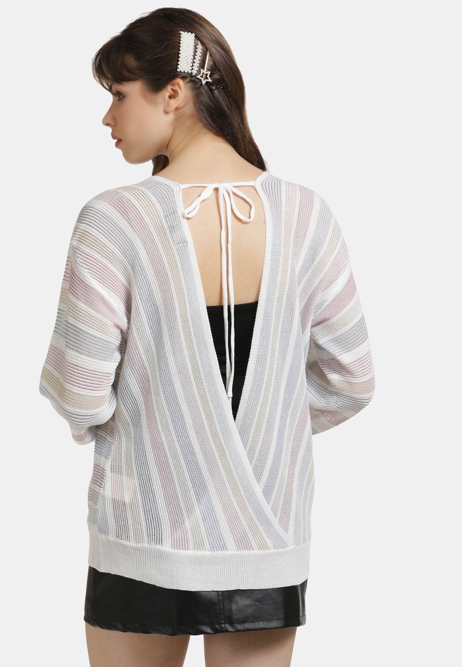 2020 New Women's Clothing myMo Jumper white 78orXubRw