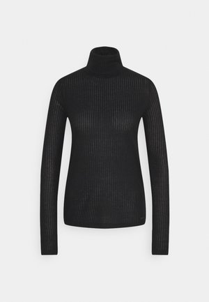 DEBORAH - Long sleeved top - black