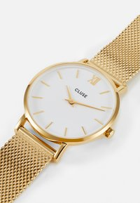 Cluse - MINUIT - Watch - gold-coloured/white - 4