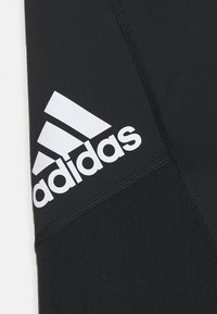 adidas Performance - ASK - Legginsy - black/white - 2