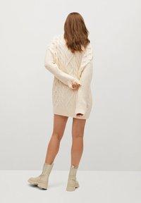 Mango - MARA - Jumper dress - écru - 1