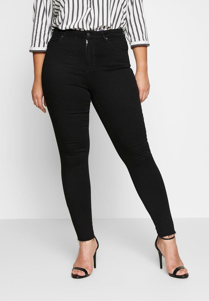 Vero Moda Curve - VMSOPHIA - Jeans Skinny Fit - black
