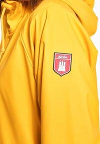 Derbe - TRAVEL FRIESE FISHER - Windjack - yellow - 3