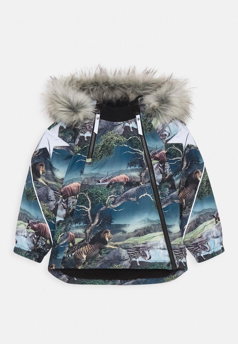 Molo - HOPLA - Zimní bunda - multi-coloured