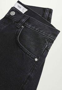 Mango - Flared Jeans - black denim - 6
