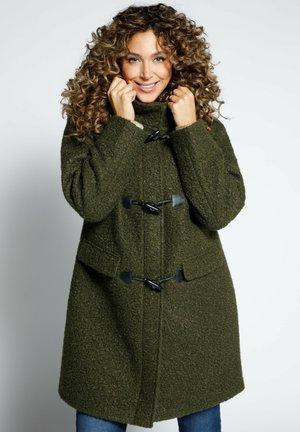 Short coat - sumpfgrün