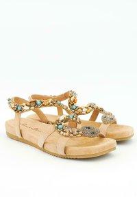 Alma en Pena - MALIKU - Sandals - sand - 1