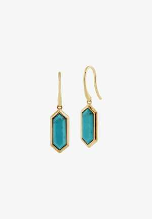 PRISM - Earrings - turquoise