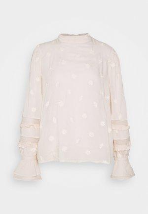 LEO INDY - Blusa - off-white