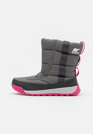 YOUTH WHITNEY II PUFFY UNISEX - Winter boots - quarry