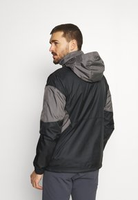 Columbia - POINT PARK™ LINED - Outdoor jacket - black/city grey - 2