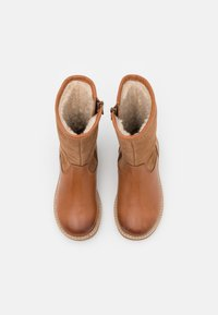 Friboo - LEATHER - Boots - cognac - 3