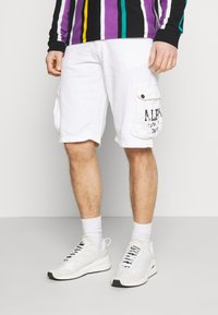 Alpha Industries - UTILITY - Shorts - white - 0