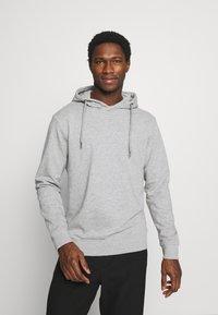 INDICODE JEANS - WILKINS - Sweatshirt - light grey mix - 0