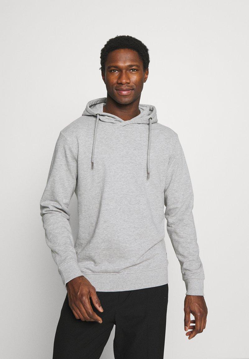 INDICODE JEANS - WILKINS - Sweatshirt - light grey mix